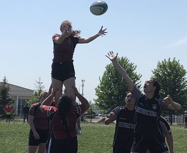 Spartans rugby starts, finishes strong