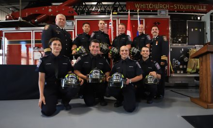 New recruits join local fire service