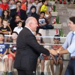 Prime Minister announces more money for Canadian families