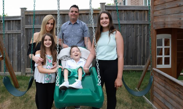 Jennifer Ashleigh Children's Charity: when love is not enough