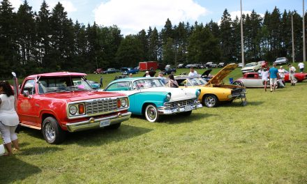 45th annual Whitchurch-Stouffville Antique and Classic Car Show