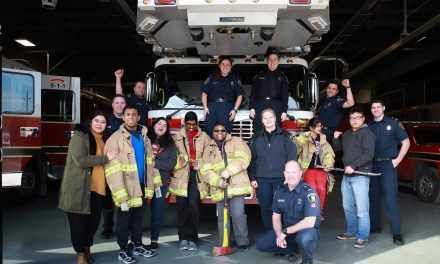 Eighth annual fire hall open house