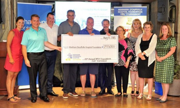 Long-standing golf tourney raises $233,000 for community health