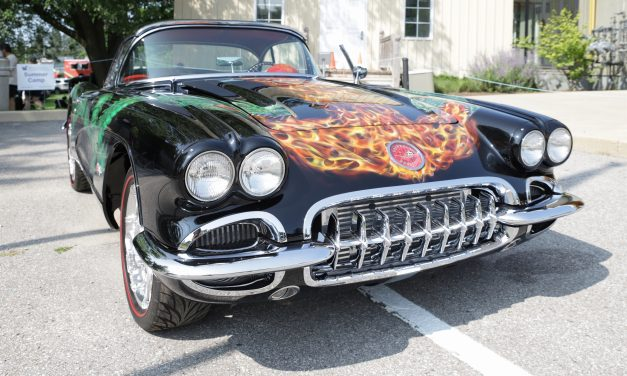 45th Classic Antique Car Show