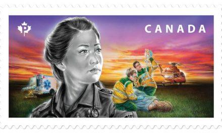 New stamps honour emergency responders