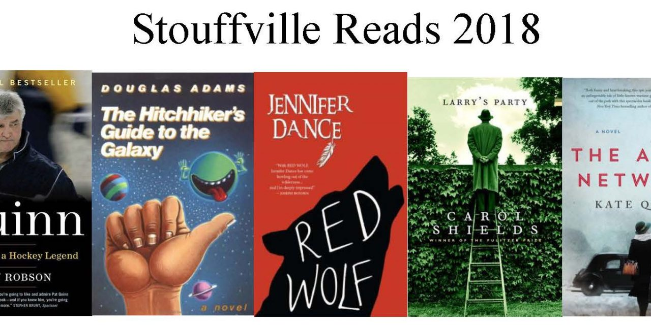 Stouffville Reads 2018 celebrates heroes