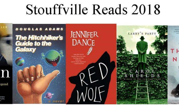 Stouffville Reads 2018 celebrates heroes