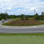Town launches educational campaign for roundabout etiquette
