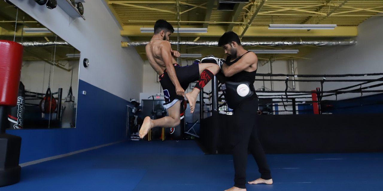 WLF East vs West Kickboxing Battle II