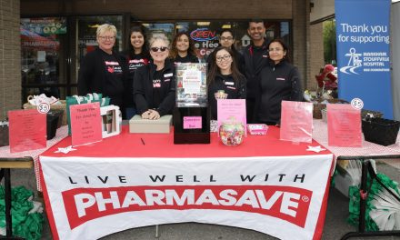 Pharmasave hosts annual BBQ in support of MSH