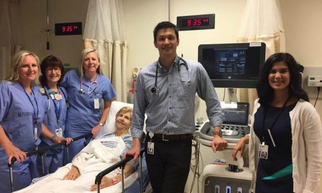 Cardiac care close to home