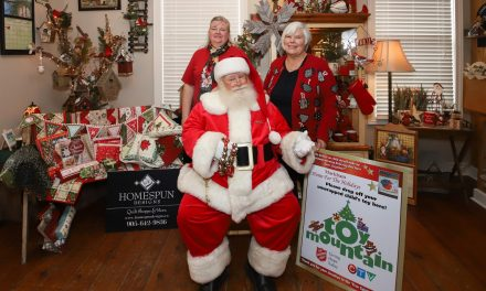 Home for the Holidays show and sale, Nov. 16-18