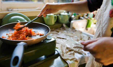 Home cooking provides lasting memories