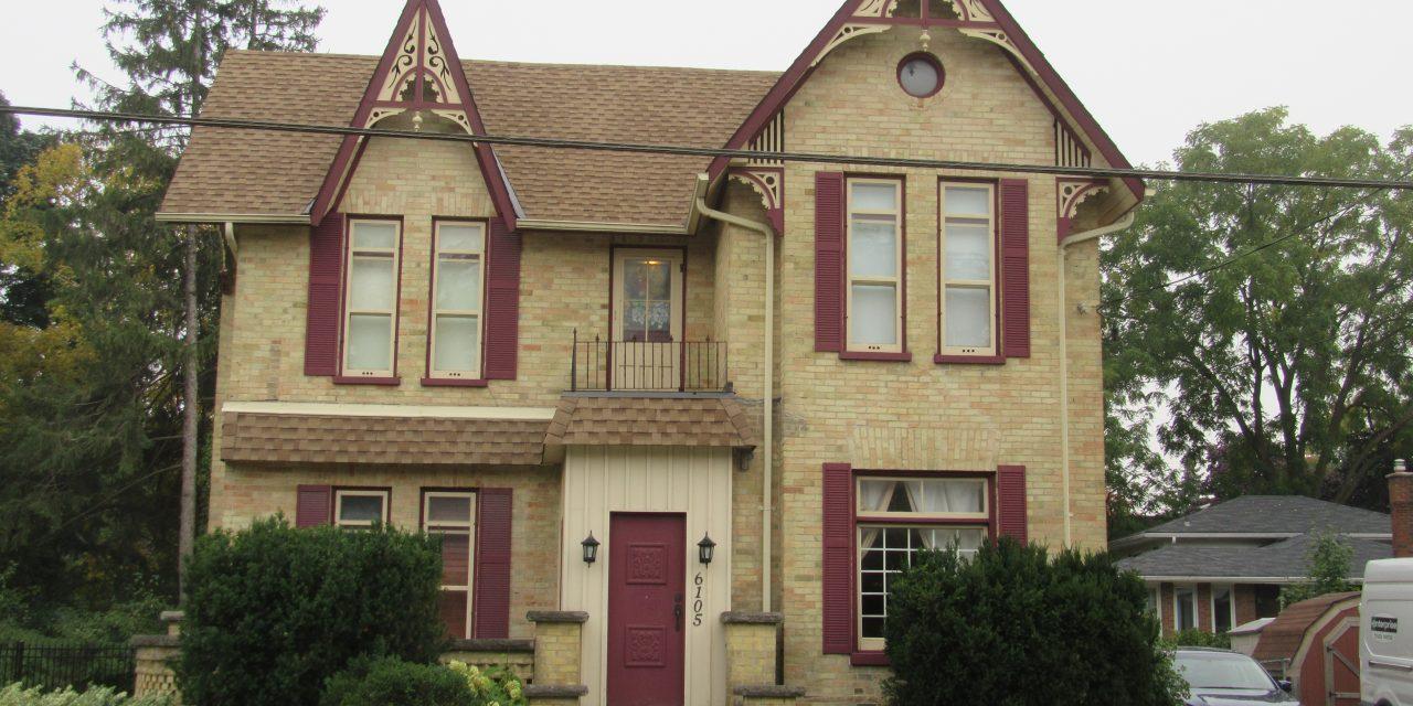 The Latchford House: 6105 Main St.