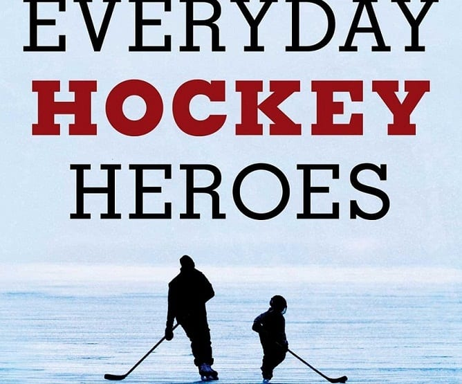 Hockey book pays tribute to inspiring players