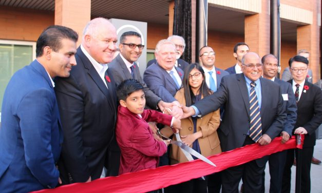 Shakir Rehmatullah Cancer Clinic unveiled