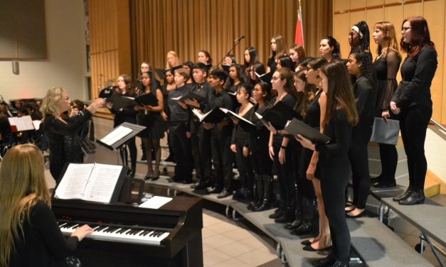 Student concerts have raised $125,000 for school music programs