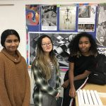 Students share their zest for living through art