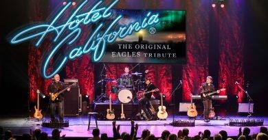 The Original Eagles Tribute, Hotel California, comes to the Flato Markham Theatre