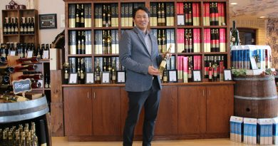 Local winery draws international attention