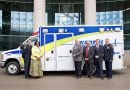 York Region paramedics donate decommissioned ambulance