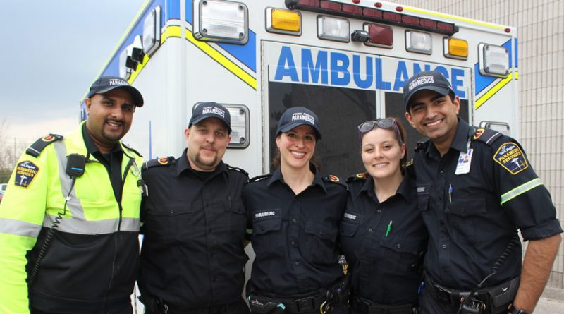 York Region Paramedic Services celebrates