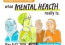 #GetLoud about what mental health really is