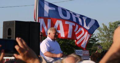 Ford Fest hits Markham Fairgrounds