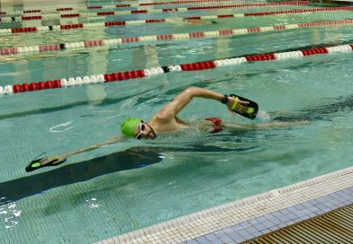 Local resident Harrison Marsland creates new swim training aid