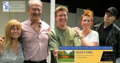Hilda's Yard kicks off MLT's 53rd season
