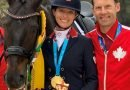Local equestrian wins team gold, individual silver at Pan Am Games