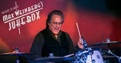 Max Weinberg brings his mighty groove to Markham