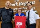 New oxygen kits help York Paramedics help pets in distress