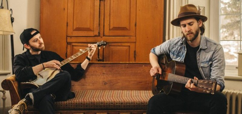 The Abrams Brothers move into country music