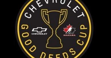Chevrolet Good Deeds Cup hicks off fourth season