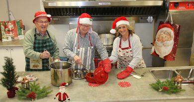 Christmas Wish Dinner has become a joyful tradition