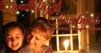 A Candlelight Christmas returns to the museum