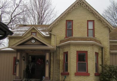 Woodward house history: 94 0'Brien Ave.