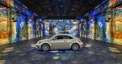 Immersive digital art exhibition