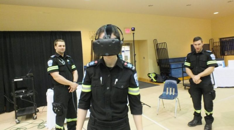 Virtual reality is the future reality for college's hands-on learning