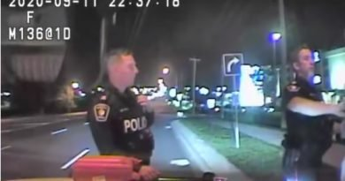 Concerned citizen call leads to arrest of impaired driver