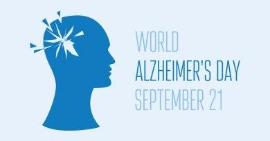 #GoBlueforAlz this World Alzheimer's Day