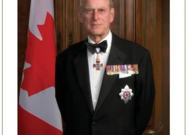 Condolences to Queen Elizabeth on the passing of Prince Philip