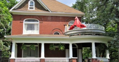 Saving a heritage home