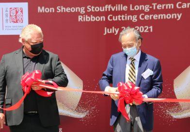 Mon Sheong Stouffville opens its doors early