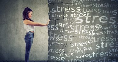 Secrets for living with stress