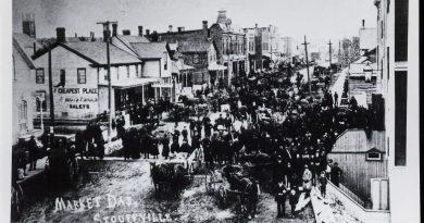 Village of Stouffville history